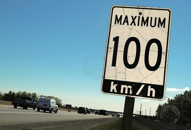 Germans Slap 60MPH Speed Limit On The Autobahn During European Heatwave