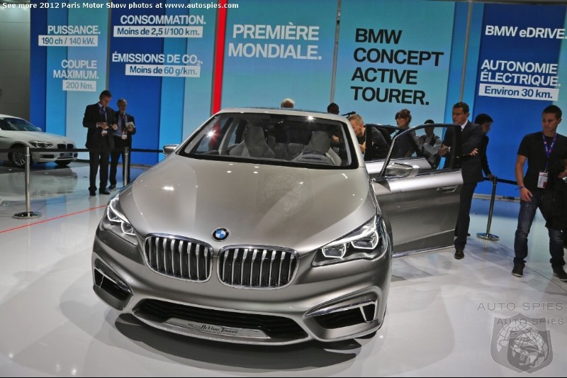 LEAKED Documents Reveal BMW 2-Series Active Tourer Will Make It To ...