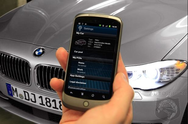 BMW Expands My BMW Remote App To Android Phones