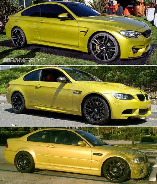 4 Series Vs 6 Series Concept: EVOLUTION OR REVOLUTION? BMW F82 M4 Concept Vs E92 M3 Vs