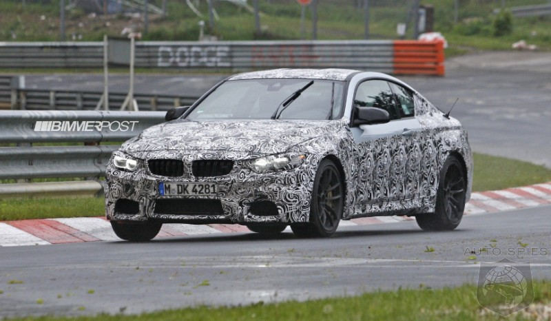Upcoming M4 Coupe To Feature Twin Turbo Inline 6 With 8000+ RPM Redline And 100 More FT-LB Of Torque