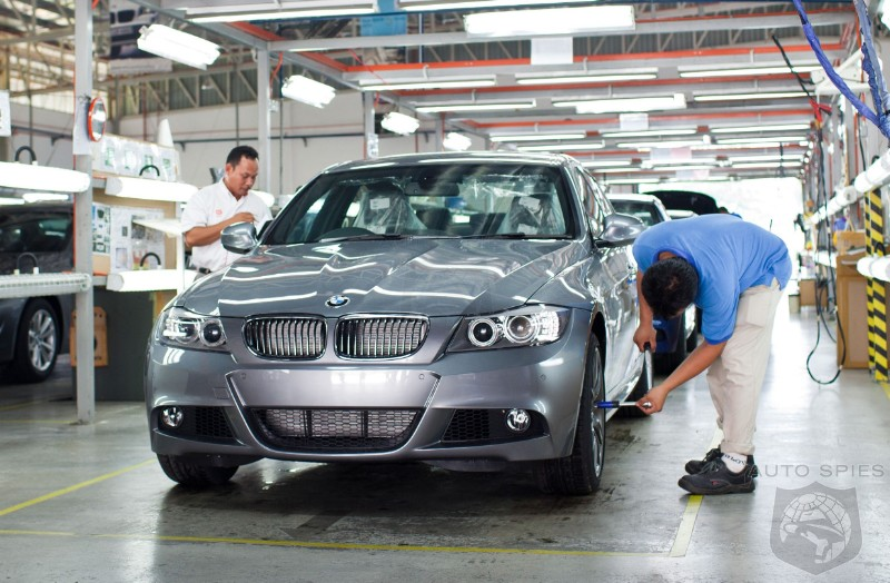 BMW Considering Additional North American Assembly Plant To Meet Demand