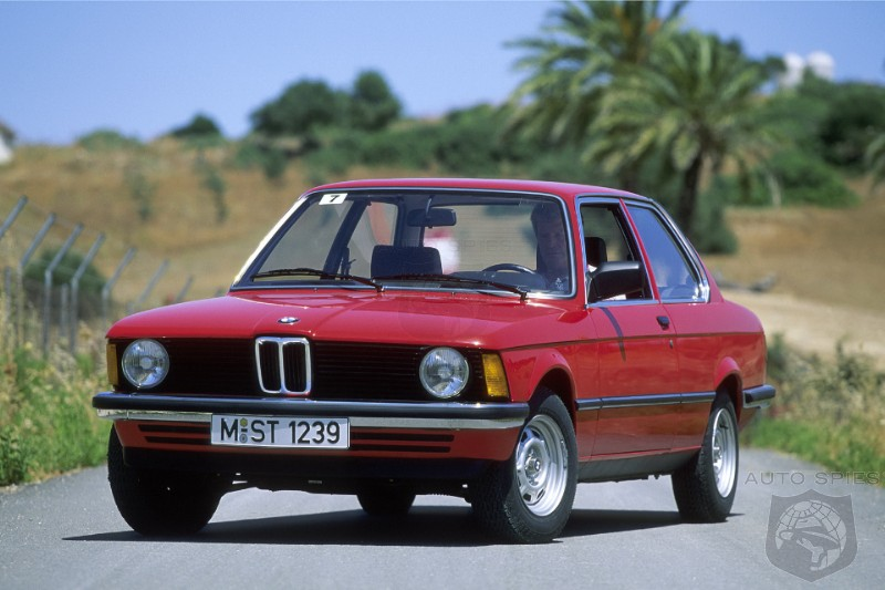 40 Years Later BMW's 3 Defines Still The Segment - Why Can't Anyone Knock Them Off The Perch?