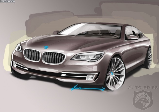 BMW To Launch New M750i and 728i In March 2013