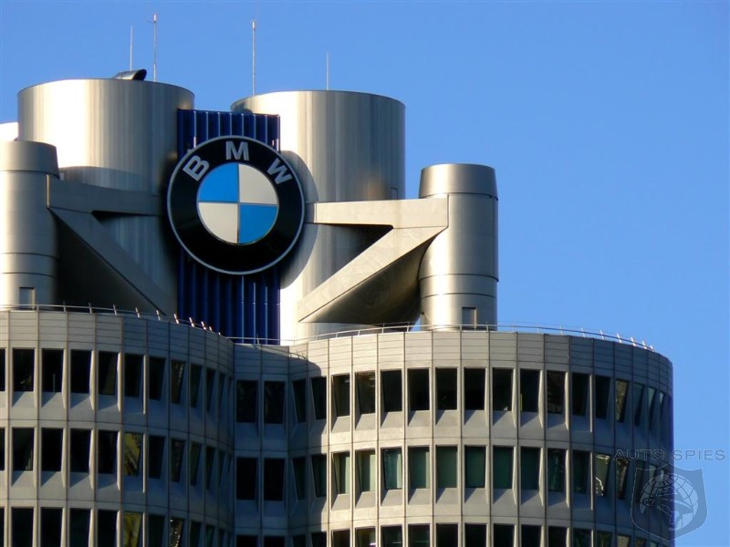 BMW's Headquarters Raided As Parts Cartel Investigation Widens