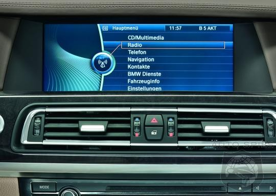 Phones Do It, So Why Can't You Control Car Your Car's Infotainment System By Voice?