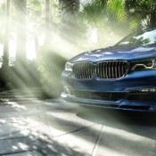 A M7 Of A Different Flavor BMW Announces The 2017 BMW Alpina B7