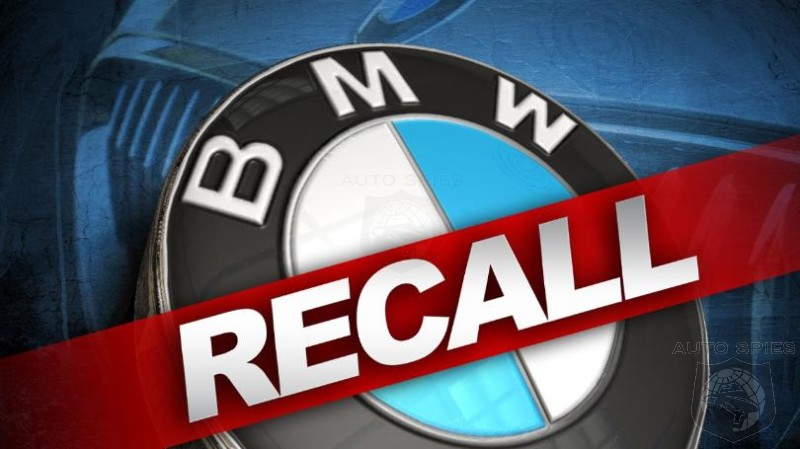 Over 47,000 BMW, Mini, And Rolls Royce Owners Will Be Told To Park Outside In Latest Recall