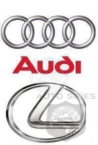 Audi Sets Goal To Overtake Lexus In US - How Long Will That Take?