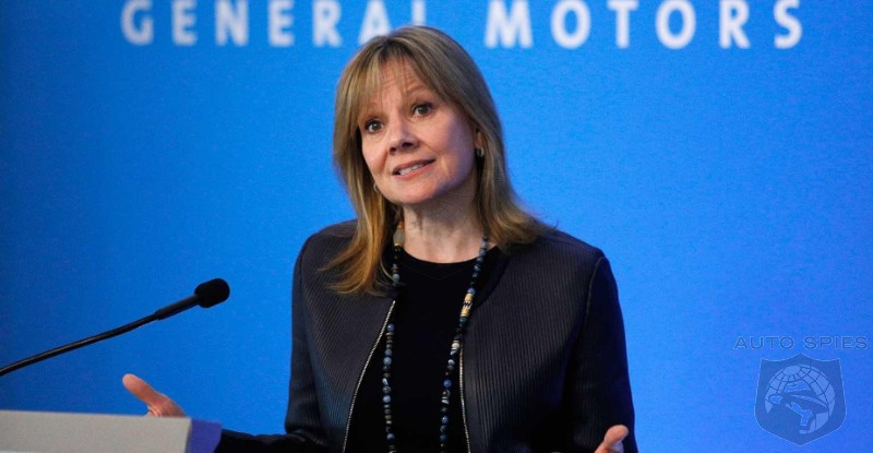 General Motors Board Will Become A Women Majority For The First Time Ever