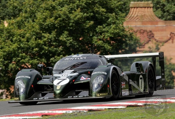Bentley Gears Up For Return To Le Mans Racing