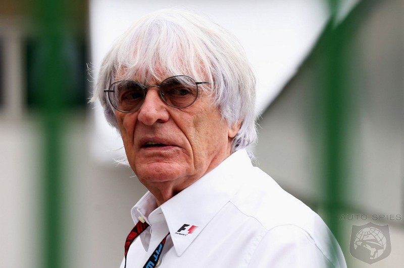 Bernie Ecclestone Pays $100 Million To Have Bribery Lawsuit Go Away
