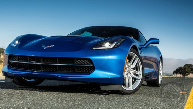 Is It Really That Good? Corvette Was The Most Awarded Car In 2013