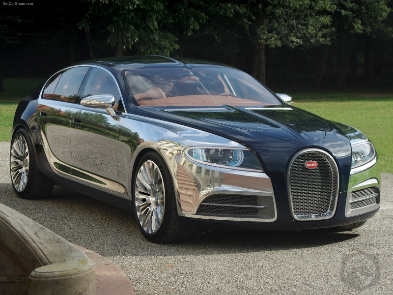 What company makes bugatti