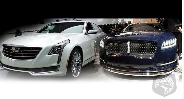 Which Is Best Cadillac Moving To German Like Performance Lincoln