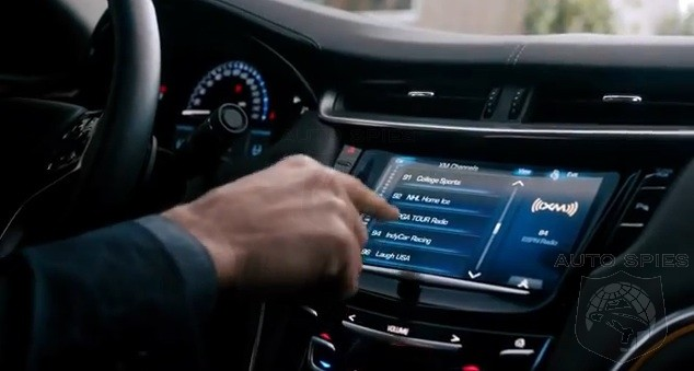 Cadillac Admits That Cue Infotainment System Missed The