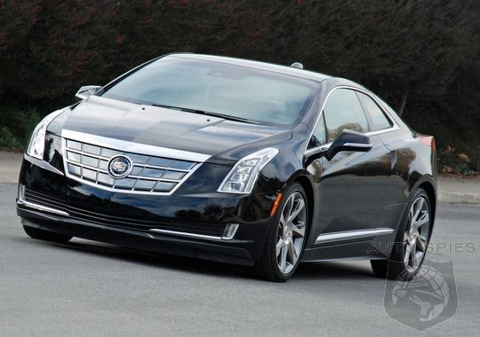 GM Bribing Cadillac Dealers To Push ELR Test Drives?