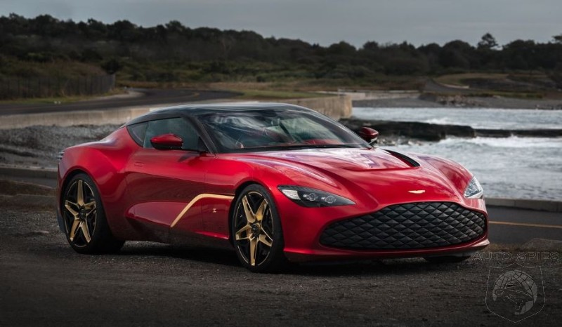 Aston Martin's DBS GT Zagato Special - Is There A Better Way to Blow $7.4 Million?