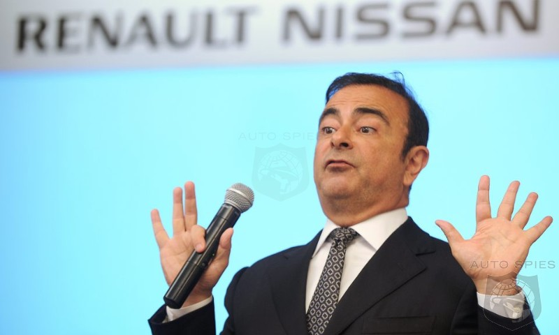 4th Time Is A Charm? Ghosn Arrested AGAIN In Japan