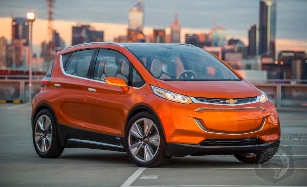 California Dealers ALREADY Marking Down The New Chevy Bolt EV - What Does That Tell You?