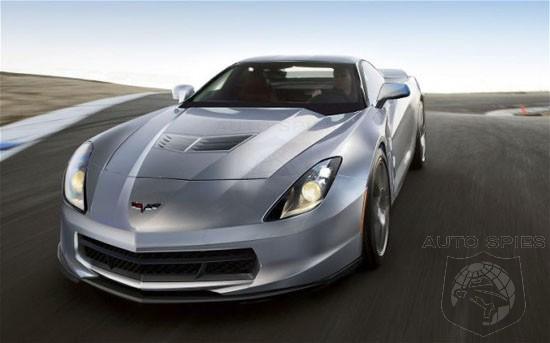 DETROIT AUTO SHOW: Will The 2014 Corvette Steal The Show?