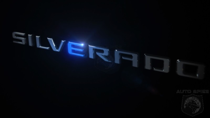 Chevrolet Announces An All Electric Silverado Pickup To Be Built Along Side The Hummer EV
