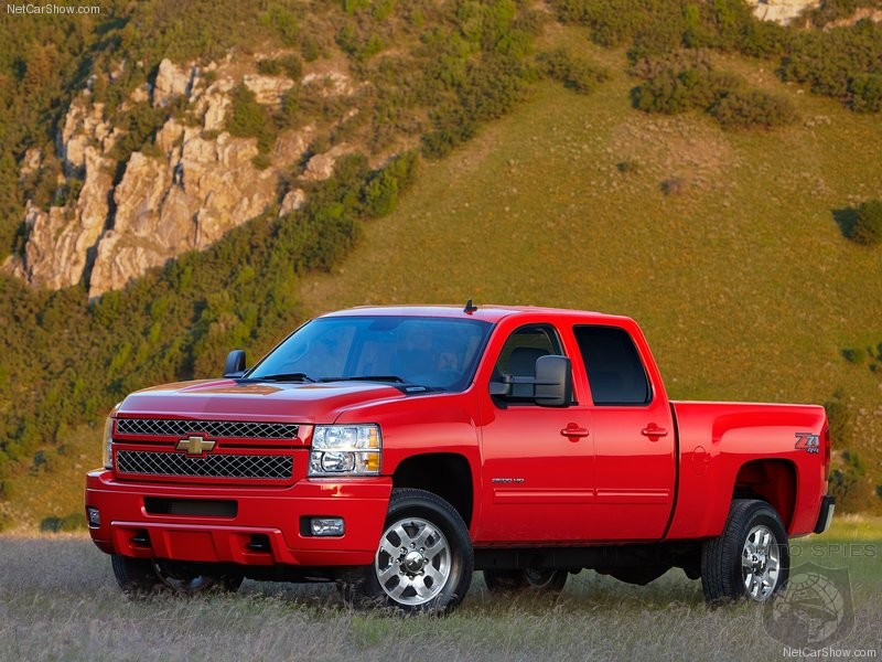 Chevrolet To Move Upscale With Pickups