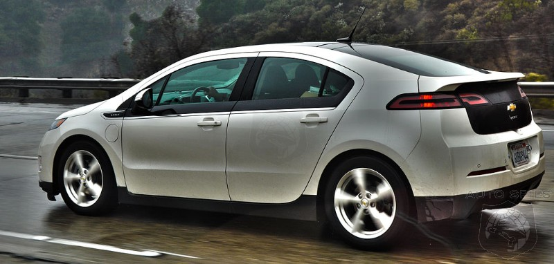 2015 Chevrolet Volt Pricing And Specs Released - Bigger Battery But No More Range