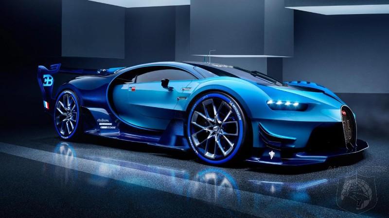 2016 - [Bugatti] Chiron  - Page 5 Chiron