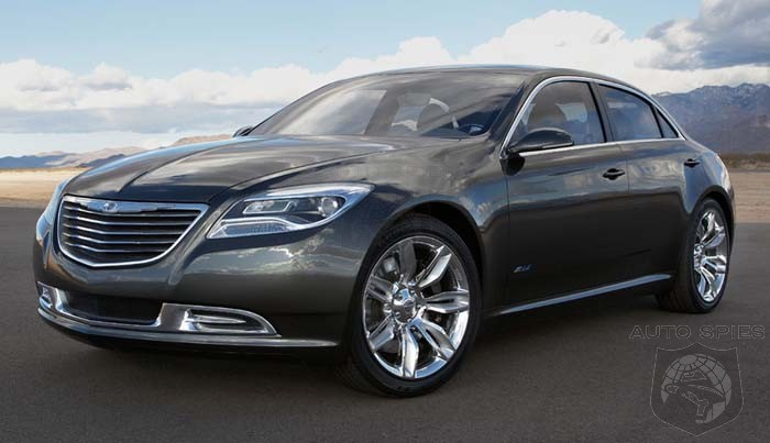 Double Take Study Indicates That Chrysler S Cars Are Almost As