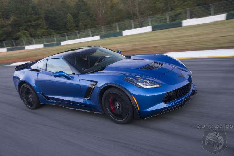 Corvette Z06 Owners Claim Track Driving Cripples Car After Only 15 Minutes