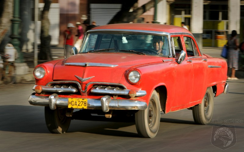 Cuban Market Opens With $100K Cars - Average Buyer Makes $20 A Month