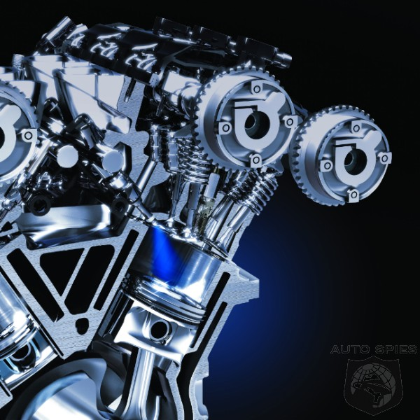 Chrysler direct injection engines