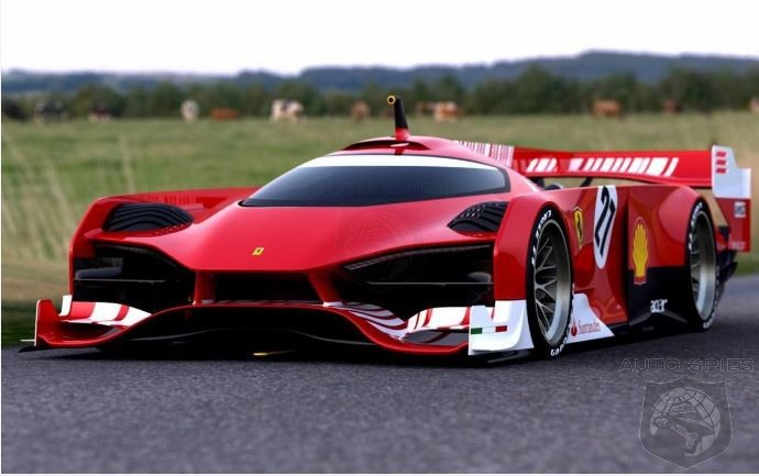 Ferrari Planning To Spoil The Audi, Porsche, Nissan, And Toyota Party In LMP1 LeMans Series