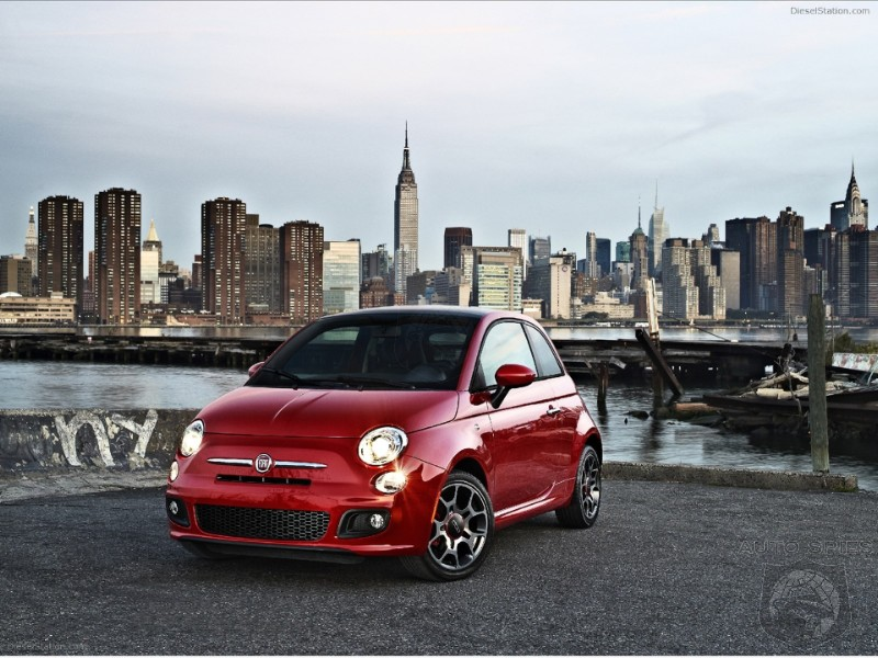 The Fiat 500 A Flop? Then Why Did It Outsell All Other 2 Door Subcompacts Except The Mini?
