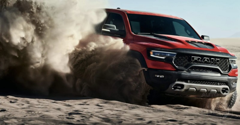 Fiat Chrysler CEO Hints An EV RAM Pickup To Challenge Hummer And Cybertruck