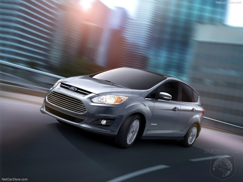Ford Facing Federal Lawsuit Of Inflated C-Max And Fusion Mileage Claims