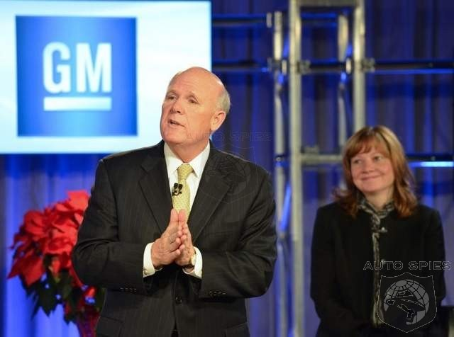 Former CEO Dan Ackerson Blames Management And Corporate Culture For GM Decline