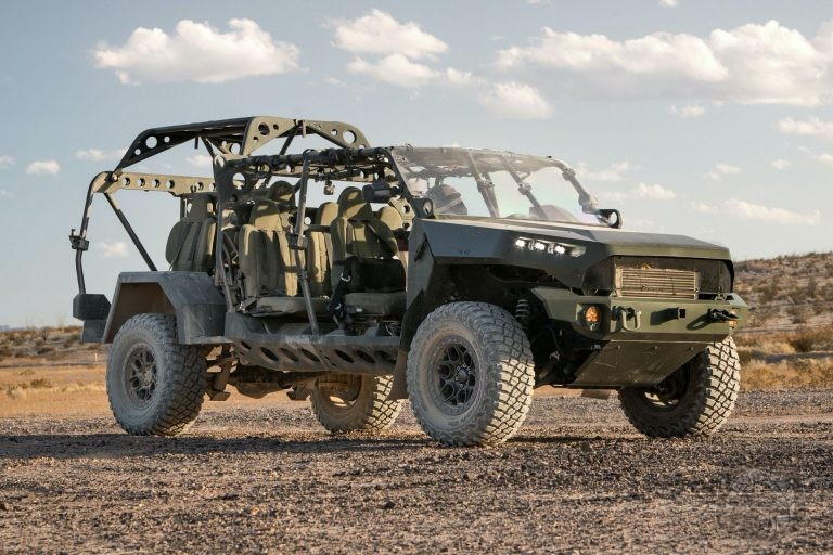 GM Defense Division Wins Contract To Make Colorado Based Troop Vehicle