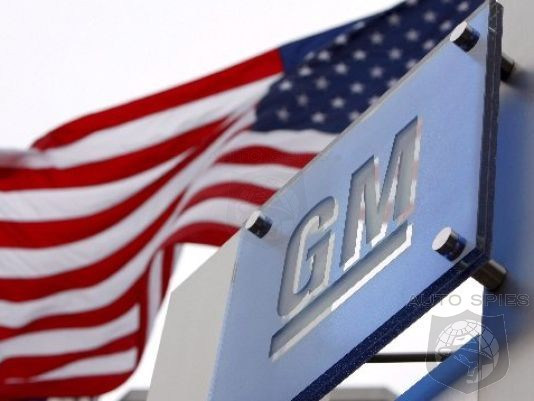 Job Cuts?  GM And UAW In Talks Over Sagging Sales