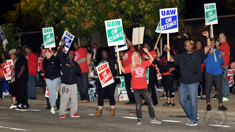 GM Suffers First Strike In A Dozen Year After Falling Short With Union Negotiations