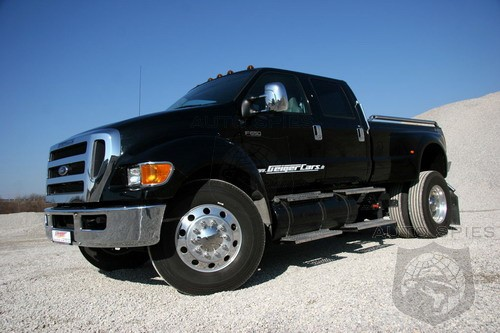 Ford Moving Medium Duty Truck Production From Mexico To Ohio ...