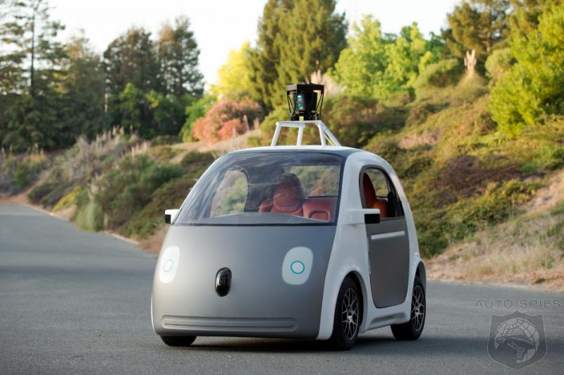 Who The Heck Is Google Trying To Appeal To With Their Driverless Car?