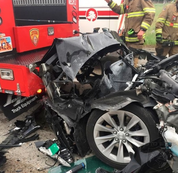 NHTSA To Investigate Why Second Tesla Crashed Into Parked
