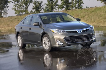 Is Lexus Next?  Toyota Adds Avalon To HSN Mix Expected To Pitch Entire Hybrid Line