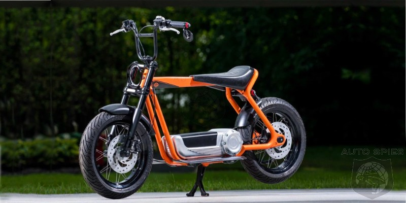 Harley Davidson's Upcoming Electric Scooter Might Not Be The Beast You Thought It Was