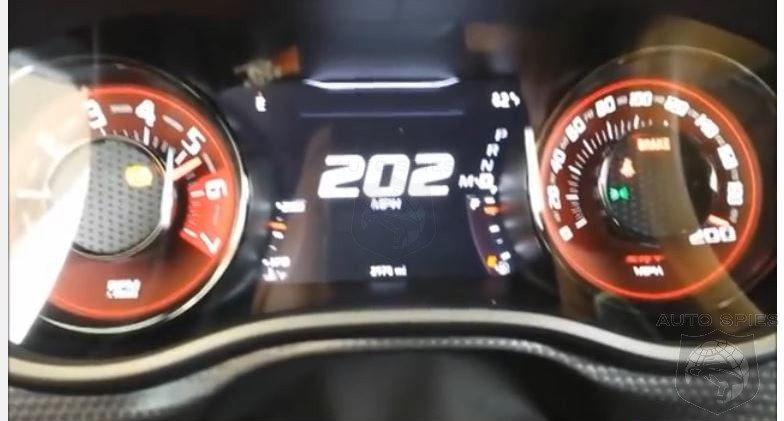 VIDEO: 2015 Challenger Hellcat Dyno Tested At An Amazing 722 HP