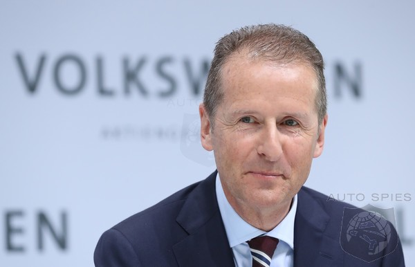 Volkswagen Replaces CEO In Broad Management Overhaul