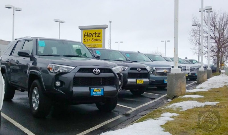 Now That Hertz Is Bankrupt Will The Used Car Market Be Flooded With Unwanted Vehicles Autospies Auto News