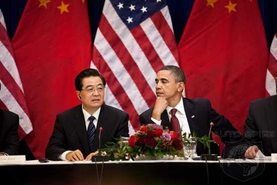 China Says They Are A Victim In Obama's Re-Election Bid